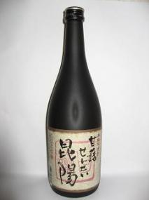 芋焼酎「甘藷先生昆陽」は いかがですか?