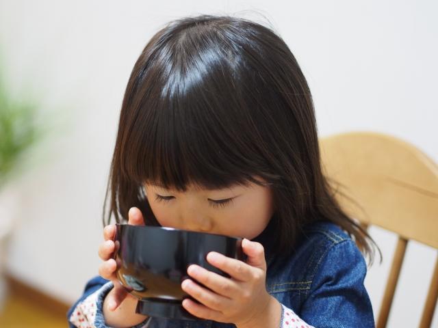 寒い冬には、なごみ味噌で作ったあったか~いお味噌汁はいかがですか?