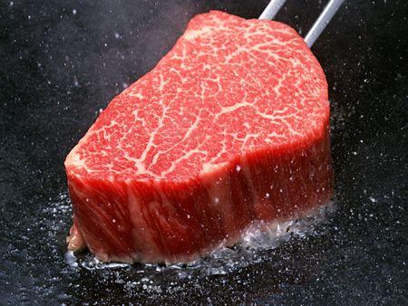 柔らかくてジューシーなヒレ肉の旨みが口いっぱいに広がります