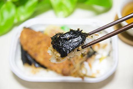 【お弁当屋さま向け】美味しい海苔が商品をひきたてます