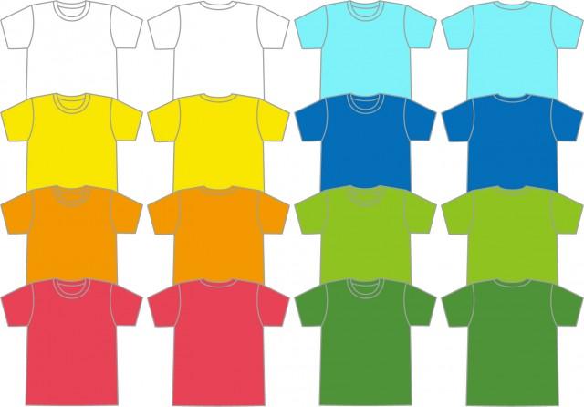 イベントでチームで、オリジナルのTシャツを作成しませんか?