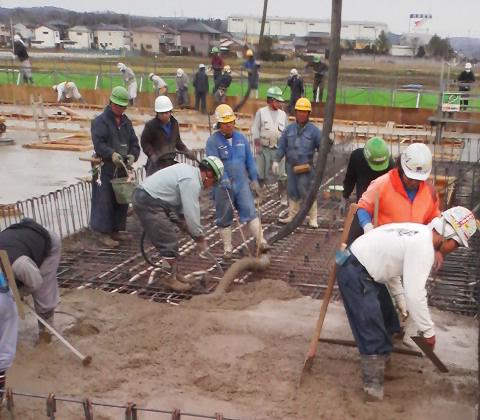 千葉県内のとび・土木工事全般は光和建設にお任せください!