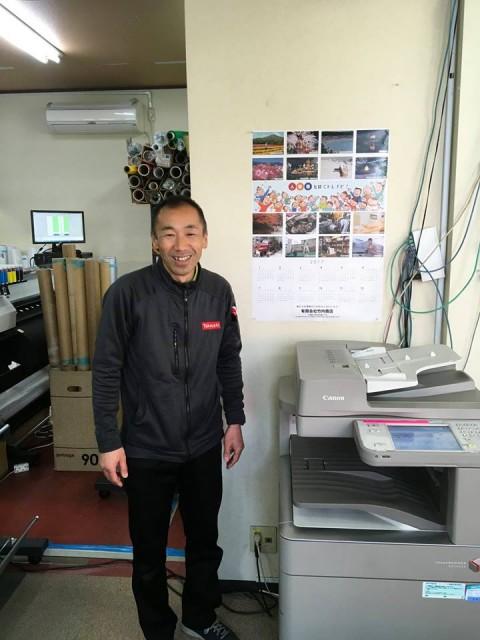 Tシャツプリントや看板製作など様々なサービスを承っております