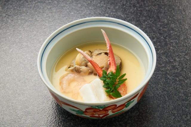 椎茸の旨さと香りが引き立つ茶碗蒸しを作ろう!