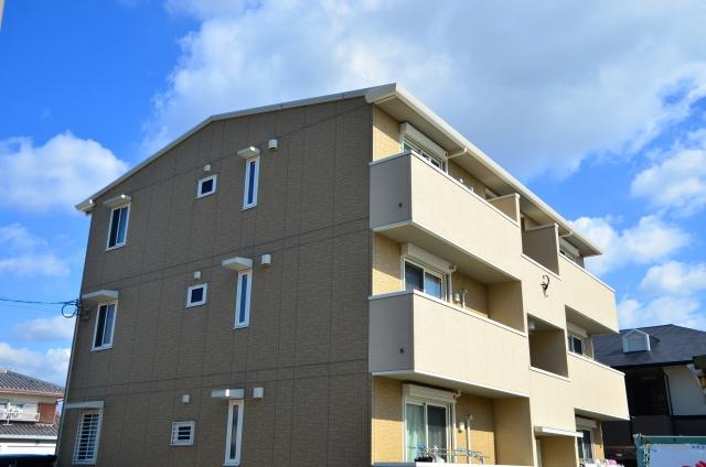 コストパフォーマンスの高さが魅力!木造3階建てアパート【vol.1】