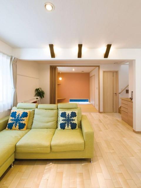 ◆ みんなが早く帰ってきたくなる温かい雰囲気の住まい ◆ ― 神奈川県W様邸