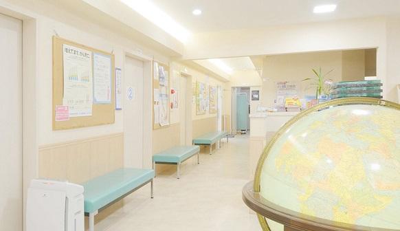 患者様に寄り添った医療を心がけています。