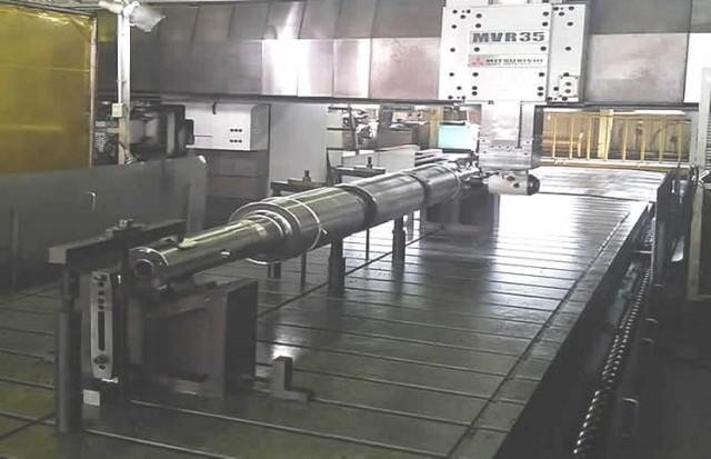 広田鉄工所では鉄工構造物の製作、加工を行っています