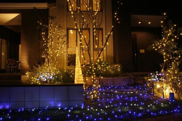 冬を華やかに彩る幻想的な空間 クリスマスイルミネーション2017