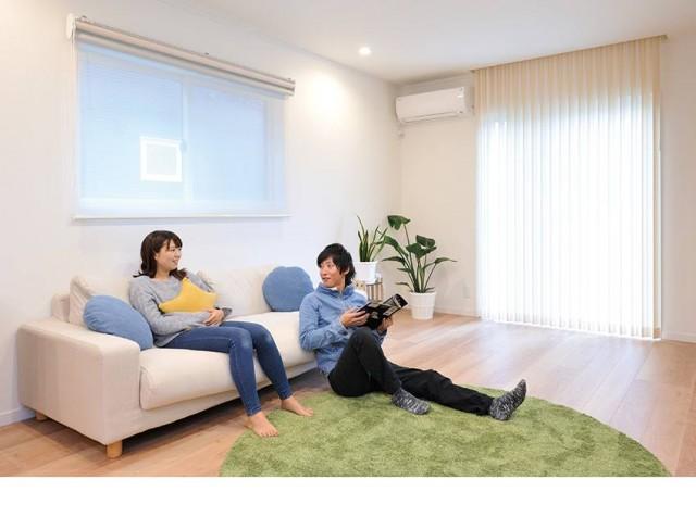 ☆*:.。建築実例 | 心や時間のゆとり、将来の夢も育む20代の共働き夫婦の住まい。.。.:*☆