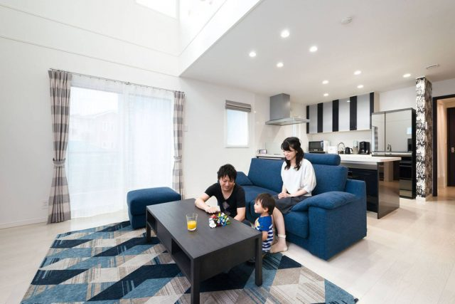 ◆ 色も広さも動線も、理想を叶えたわが家 ◆ ― 埼玉県M様邸
