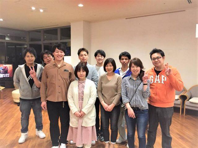 先週の15日木曜日に当院のスタッフ全員で【大江戸温泉物語 君津の森】に行ってきました。