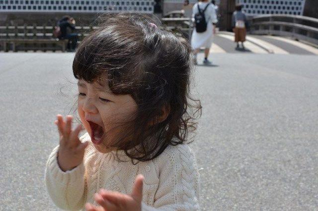 近年は、子供の花粉症も増えています。