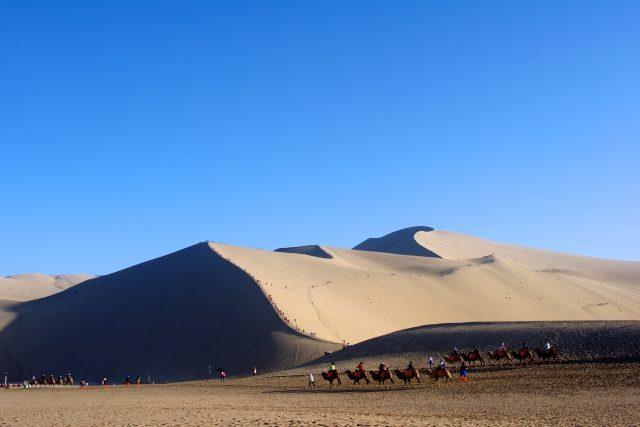 砂のシルクロード