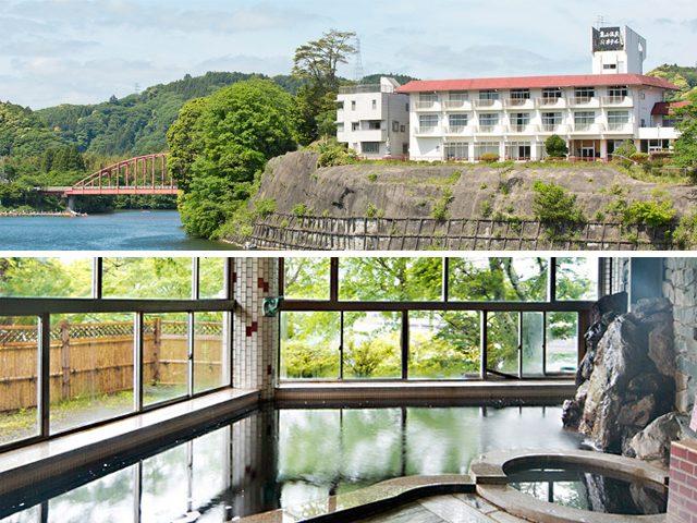 亀山温泉ホテルは、もう間もなく1か月間の休館日となります。