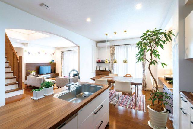 ◆ 光と風がめぐり、息子も元気にかけ回る。幸せの空気に満ちた住まい ◆ ― 千葉県T様邸