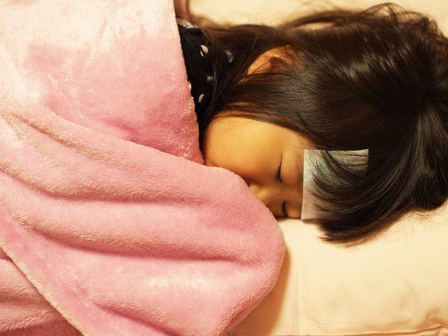 乳幼児に流行する夏風邪の一種『ヘルパンギーナ』