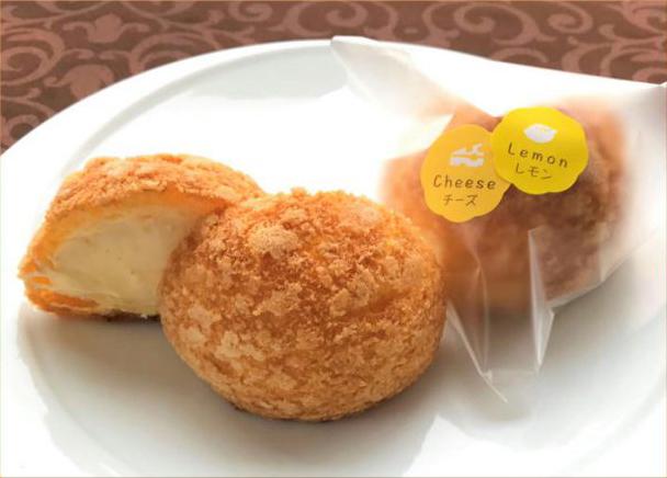 【ル・フルール】7月のおすすめは、フロマージュクッキーシュー!
