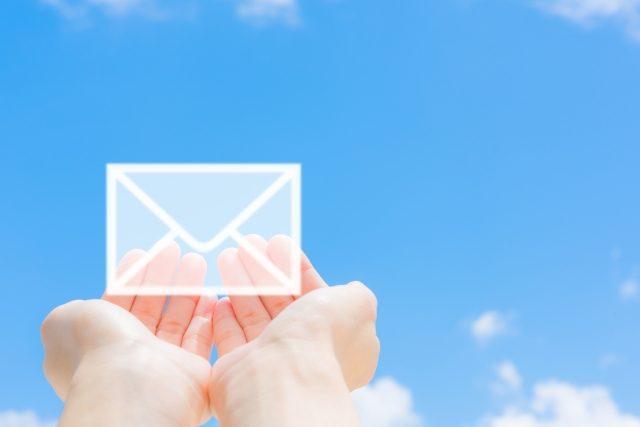療養中の大切な方へ。『お見舞いメール』をご存知ですか?
