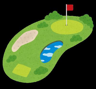 ゴルファー保険でゴルフプレー中も安心!