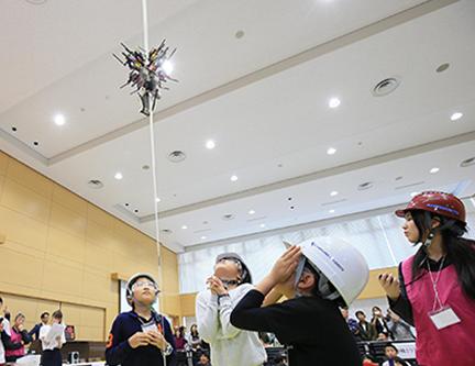 第6回宇宙エレベーターロボット競技会 開催決定!