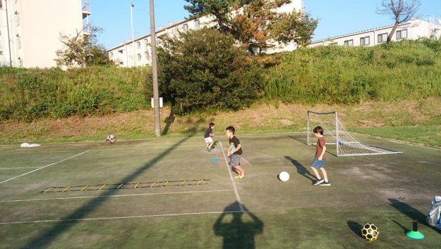 GINGA市原サッカースクール