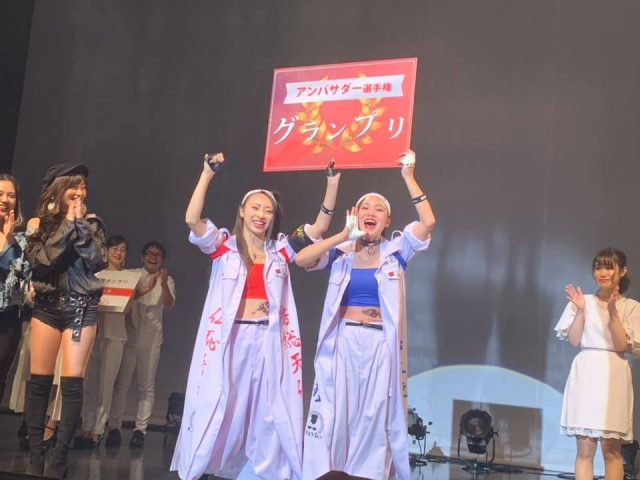 C-Styleが「OTONOVA FES.go to 2019」にて優勝しました!!