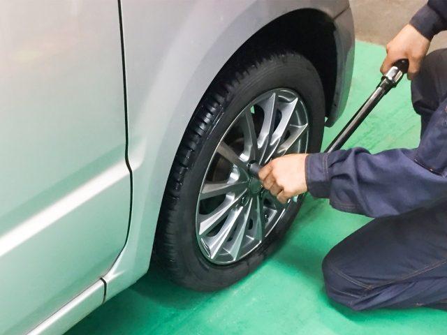 お車の整備は越川自動車工業までご連絡ください
