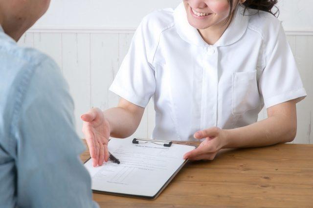 入所に関して専門の相談員が相談を受け付けております。