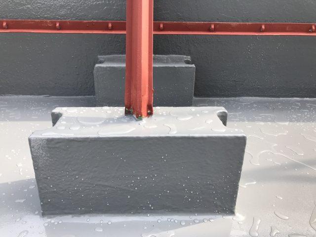 【求人】建物全体の防水工事を行なっています。