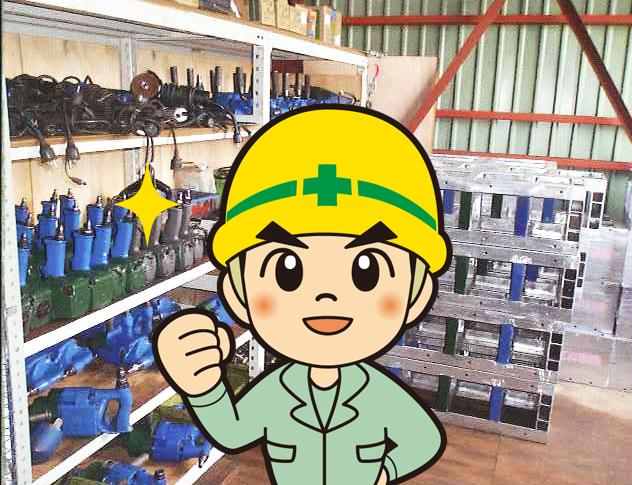 静機器(熱交換機器)整備工事などは進栄工業にお任せください!