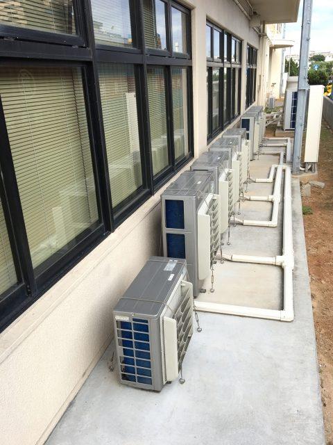 エアコン、空調、電気工事のご用命は当社まで。