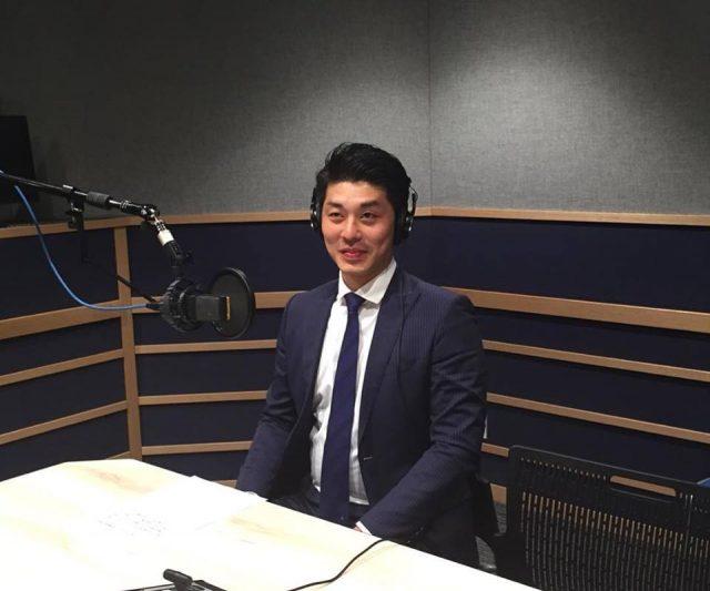 Tokyo FM 「賢者の名言」に出演致します。