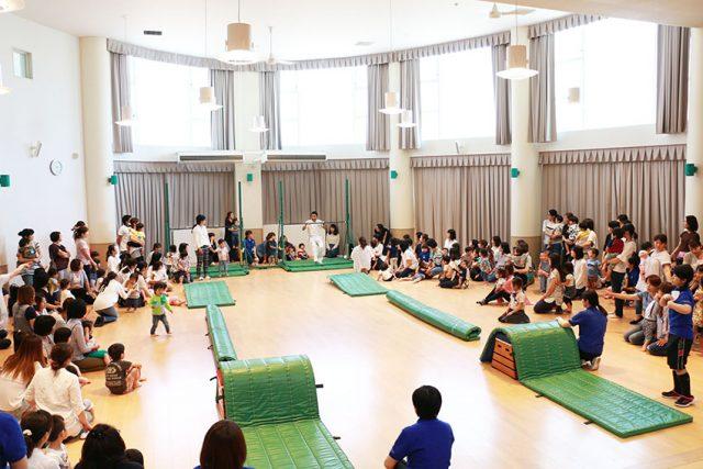 2019度 未就園児親子教室「おひさまCLUB」開催日のお知らせ