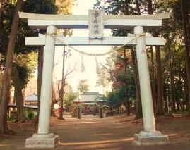 菅原神社 やぶさめ■菅原神社では、君津市の無形民俗文化財に指定されている「やぶさめの神事」が行われます。