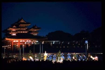第66回 京都薪能 ~平安神宮御創建120周年記念~ 神々の想い 祈りの風 ※終了しました。ありがとうございました。
