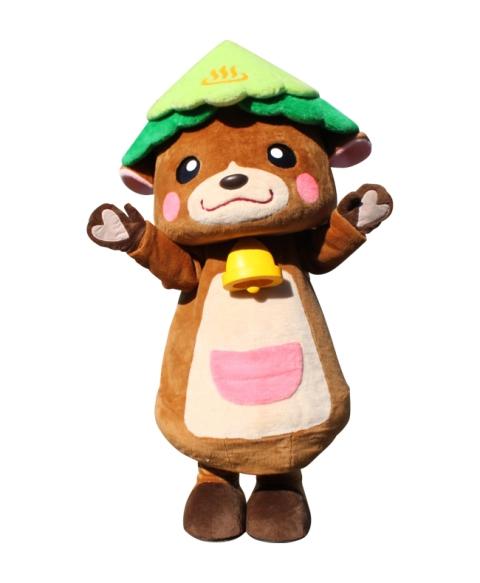 熊本県小国町キャラクター「おぐたん」