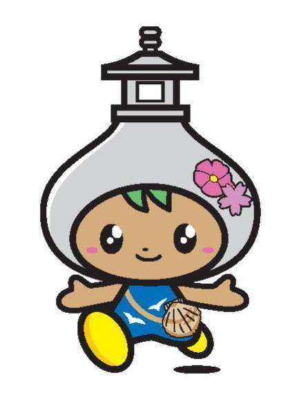 青森県野辺地町キャラクター「じ~の」