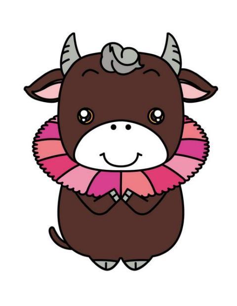 宮崎県小林市キャラクター「こすモ~」
