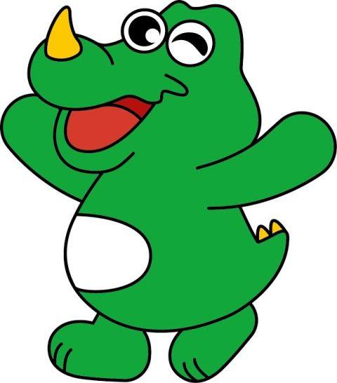 福岡県糸島市イメージキャラクター「いとゴン」
