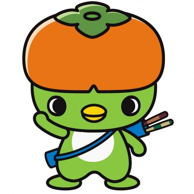 橋本市を代表するマスコットキャラクター はしぼう
