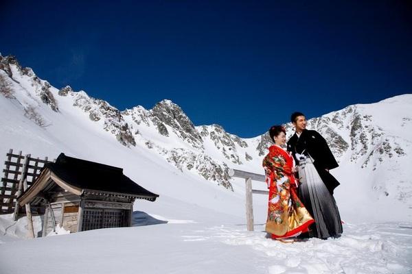 第15回中央アルプス純白の結婚式♪