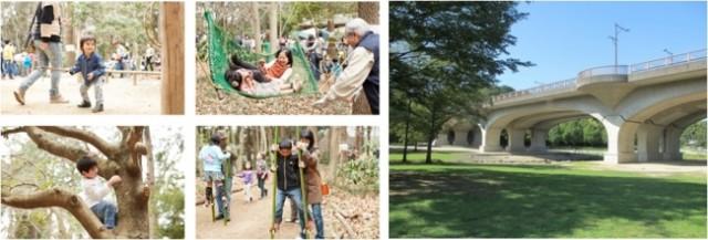 千葉県松戸市「21世紀の森と広場」で子供向けイベント多数開催!
