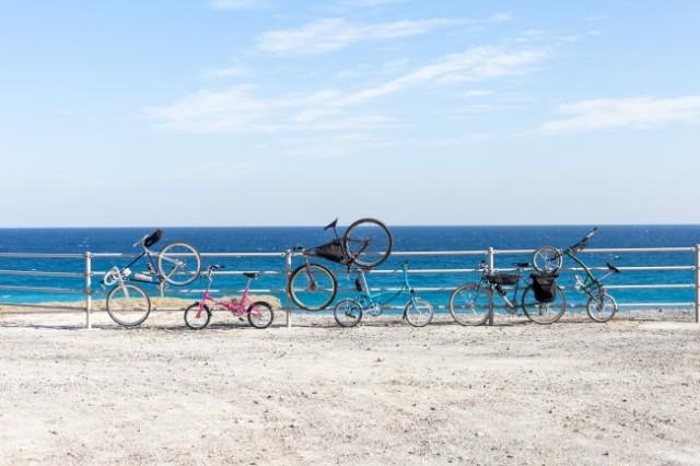 新春・イルミ特集☆フォトグラファーと行く「神津島フォトサイクリングツアー」