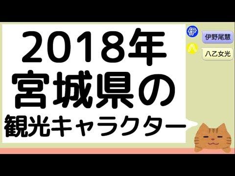 宮城県×Hey!Say!JUMP 18年度観光キャンペーンキャラクター 八乙女さんと薮さん、復興を後押し