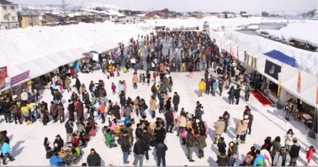 南魚沼地域の冬イベント「南魚沼市雪まつり」開催!