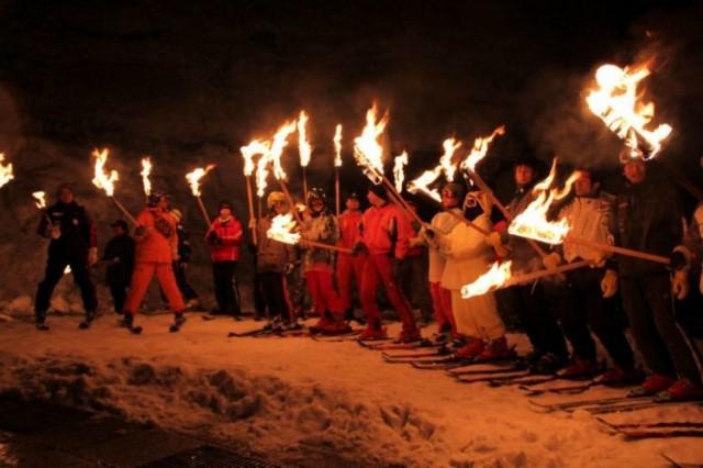 新春・イルミ特集☆雪と炎の祭典「宇奈月温泉雪のカーニバル」