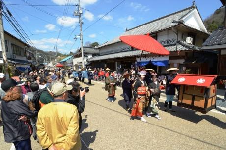 中津井雛の文化まつり