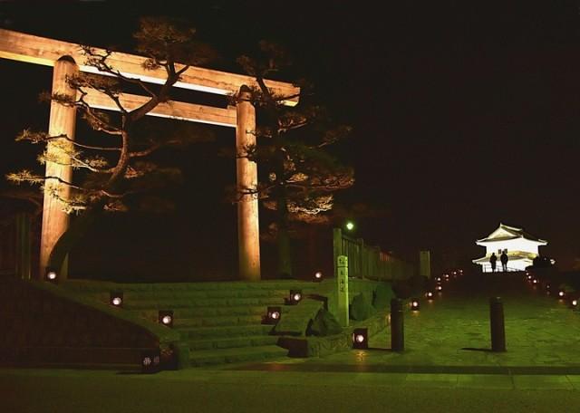 お花見・イベント特集☆古き良き街並みを幻想的にライトアップ「第2回 灯街道・桑名宿」