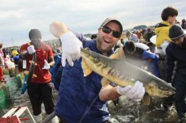 「第13回日本一のおいらせ鮭まつり」・おいらせ町